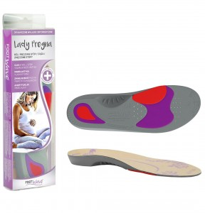 FootWave™ - Lady Pregna